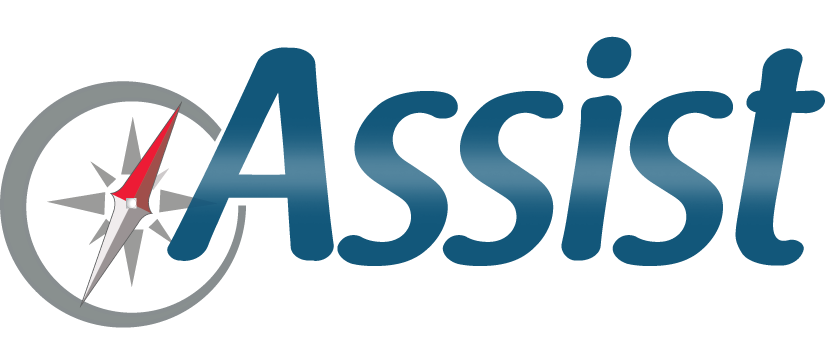 assist logo transparent