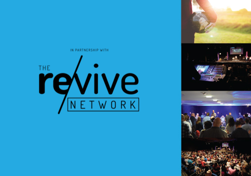The Revive Network is a movement of churches and leaders dedicated to building and planting growing, powerful, presence-filled 21st century churches.