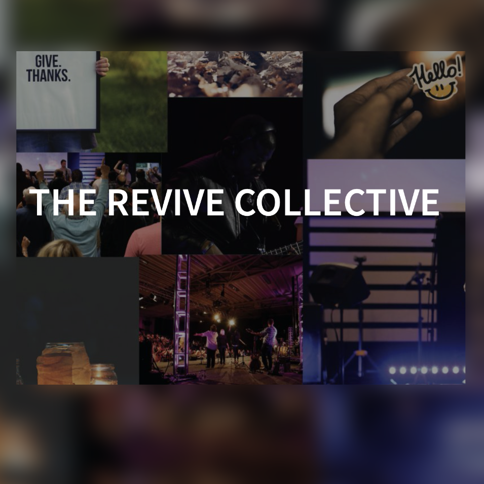 The Revive Collective is a global family of church leaders, influencers, itinerants, missionaries and artists – an apostolic tribe, fit for the 21st century!